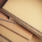 Гофрокортон и листы обычного картона