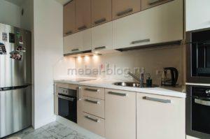 Лаконичный кухонный гарнитур